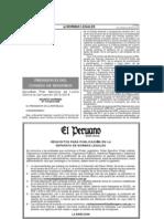 PLAN DE LUCHA CONTRA LA CORRUPCIÓN DS-119-2012-PCM.