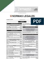 Ley 29944 de La Reforma Magistrial 2012