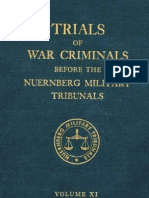 Nuremberg Tribunal Green Series 11