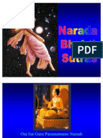 Narada Bhakti Sutras -- The Way or Yoga of Divine Love