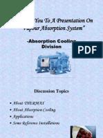Vapor Absorption