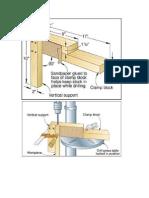 Tecnicas de carpinteria