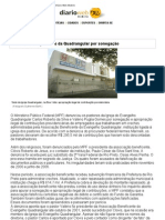 Diário Web Mobile