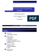 Python Another Handout