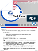 Shell Linux