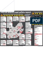 Festive season road safety report