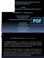 Presentacion Para Tecnologias 25112012