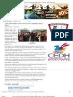 Crear base de datos sobre menores solos repatriados de EU a México - Quadratin - Noticias Michoacan