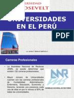 Universidad y El Peru