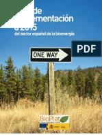 Plan implementación bioenergia 2015