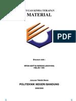 Material dan polimer