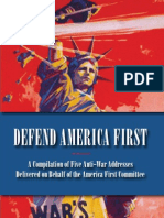 Defend America First Booklet