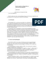 Recursos a serem usados no diagnóstico e intervenção psicopedagógica