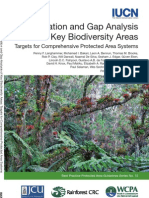 Identification and Gap Analysisof Key Biodiversity Areas