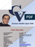 Presentación CV Enero 2013