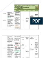 Plano Anual de Atividades das BE/CRE do Agrupamento Stº Ant. Cavaleiros