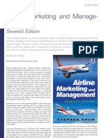 53 VanDerZwan BookReview StephenShaw-Airline Marketing and Management Seventh Edition