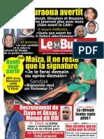 LE BUTEUR PDF du 30/12/2012