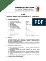 Ciclo6_farmacologia y Bases 2011-II