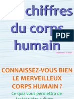 1-QUIZZ DU CORPS HUMAIN.pps