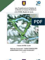 Caracterización Agro-productiva sector Lago Elizalde, Coyhaique, Región de Aysén
