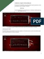 El Ataque con Backtrack