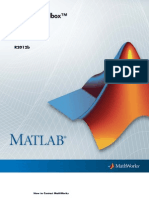 Matlab Datafeed Toolbox Manual