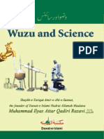 Wudu and Science