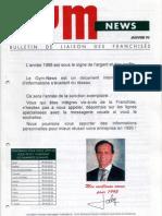 43 / GYM NEWS Janvier 1995