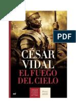 Cesar Vidal - El Fuego Del Cielo