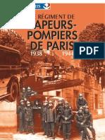 Le Regiment de Sapeurs Pompiers de Paris 1938 1944