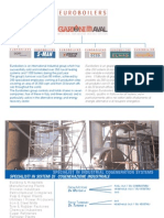 Garioni Naval - Exhaust Gas Boiler