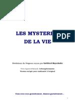 Les Mysteres de la Vie (Gottfried Mayerhofer)