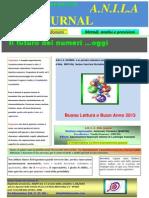N°01/13 - Previsioni del Lotto per il mese di gennaio 2013