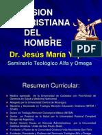 Vision Cristiana Del Hombre