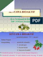 Senyawa bioaktif1