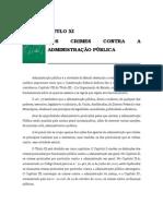 Volume 03 - tÍtulo Xi – Dos Crimes Contra a AdministraÇÃo pÚblica