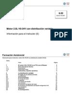 WV Motor 2.8 V6 24v