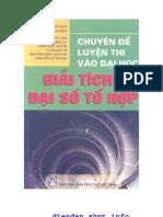 Chuyen de Luyen Thi Dai Hoc- GT Dai So to Hop
