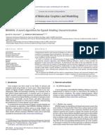 BINANA a Novel Algorithm for Ligand-binding Characterization