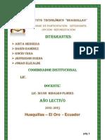 Proyecto de Reforestacion y Arbolizacion