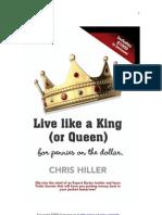 Live Like a King Book