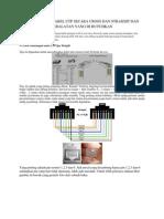 Tutorial Pemasangan Kabel UTP