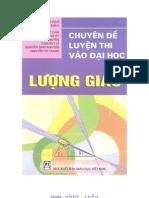 Chuyen de Luyen Thi Dai Hoc Luong Giac