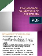 psychologicalfoundationsofcurriculum