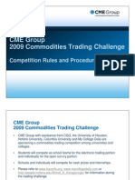 trading challenge 2009