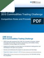 2010 trading challenge