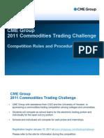 2011 trading challenge