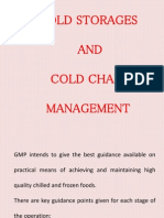 Cold Chain Maintenance