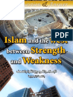 Islam and the west between strength and weakness.pdf